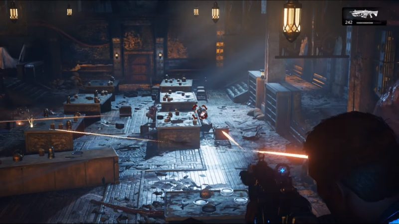 Gears of War 4 Review - Controls, Shooting and Combat
