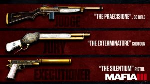 How to Customize Weapons in Mafia 3 - Judge, Jury and Executioner