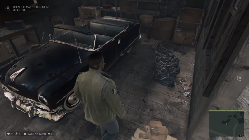 Mafia 3 Easter Eggs and Secrets - Secret Car from Mafia 2