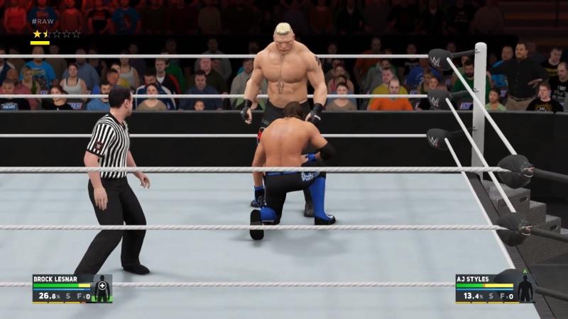 WWE 2K17 Review - Universe Mode