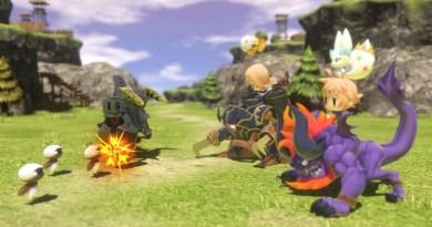 World of Final Fantasy Walkthrough