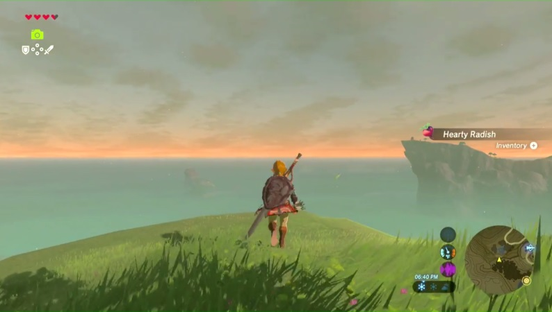 The Legend of Zelda Breath of the Wild Review - Side Quest