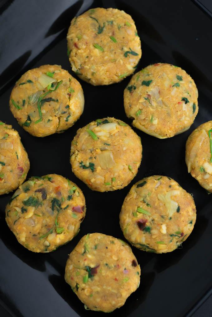 Crispy Fish Fritter Recipe funloveandcooking.com