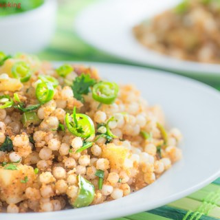 Sabudana Khichdi recipe funloveandcooking.com