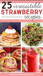 recipes using fresh strawberries