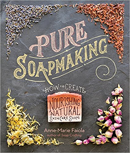 learn natural soapmaking at home