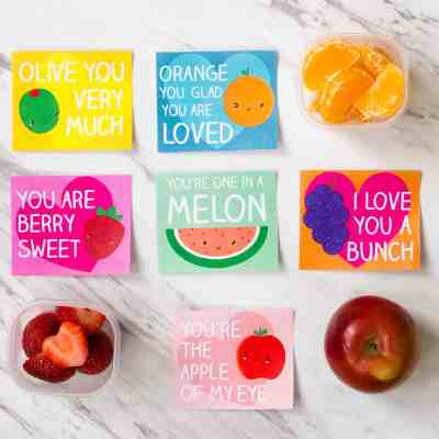 Lunchbox Love Notes for Kids