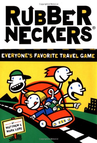 Have you tried this Rubber Neckers game on a car trip with kids? Check out all of the amazing road trip game ideas for kids.