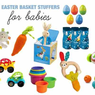 75+ Fun Easter Basket Stuffers: Ideas for Every Age