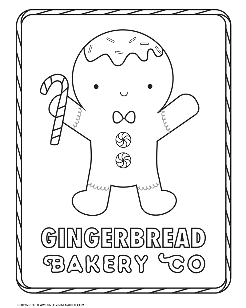 - Christmas Coloring Pages (Free Printables) - Fun Loving Families