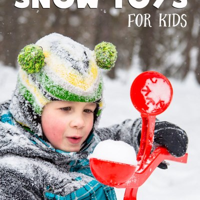 17 Best Snow Toys for Epic Winter Family Fun