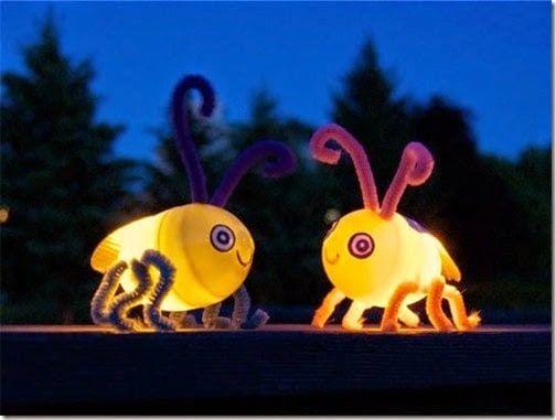 light up firefly craft