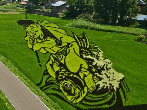 rice paddy art (12)