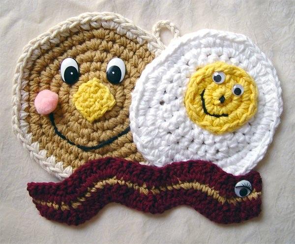 crochet food (4)