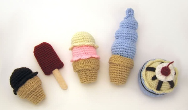 crochet food (5)