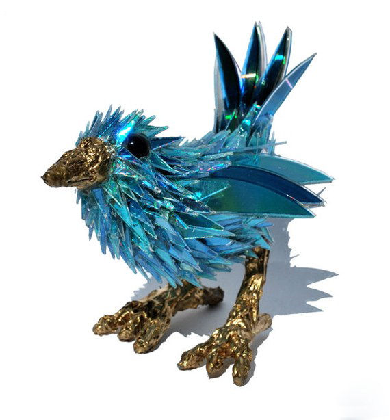 animals-sculpture-from-shattered-cd- (21)