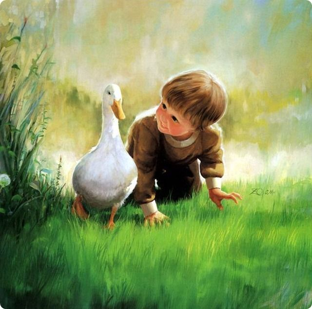childhood-oil-paintings-by-donald-zolan- (2)