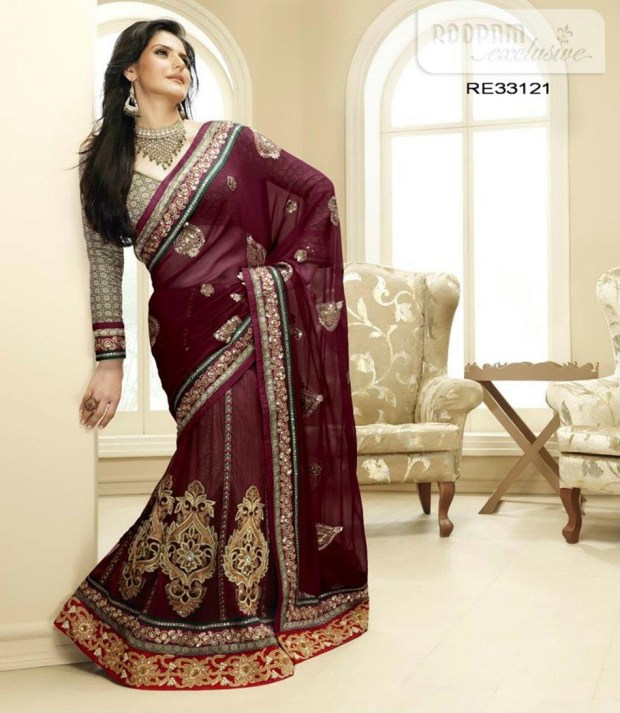zarine-khan-exclusive-roopam-saree-collection- (2)