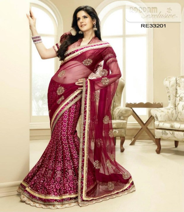 zarine-khan-exclusive-roopam-saree-collection- (11)
