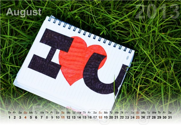 love-calendar-2013- (8)