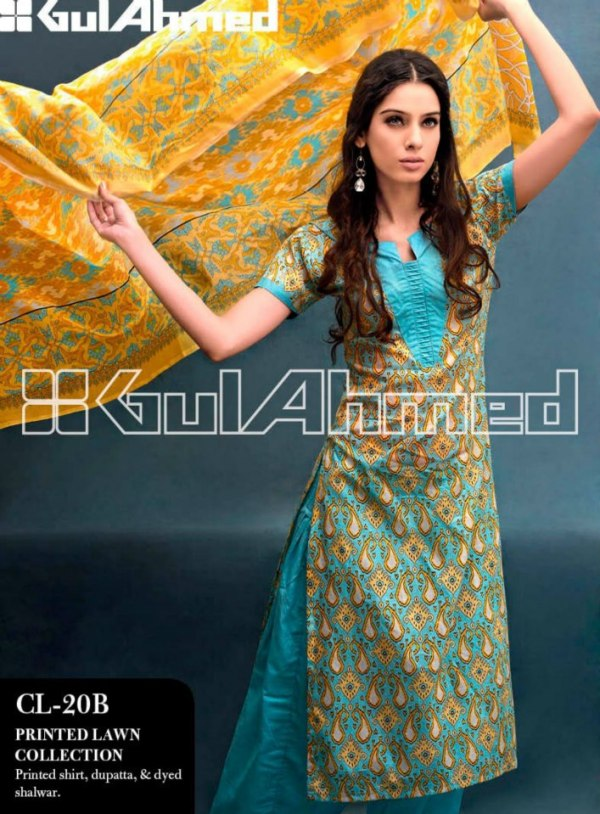 gul-ahmed-lawn-collection-2013 (10)