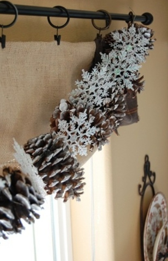 ideas-for-decorating-home-with-snowflakes- (3)