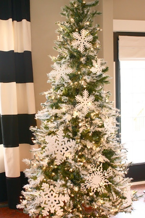 ideas-for-decorating-home-with-snowflakes- (6)