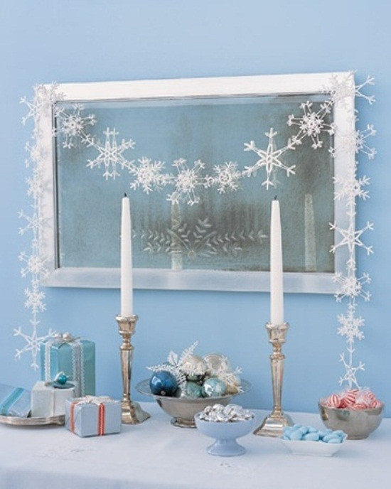 ideas-for-decorating-home-with-snowflakes- (15)