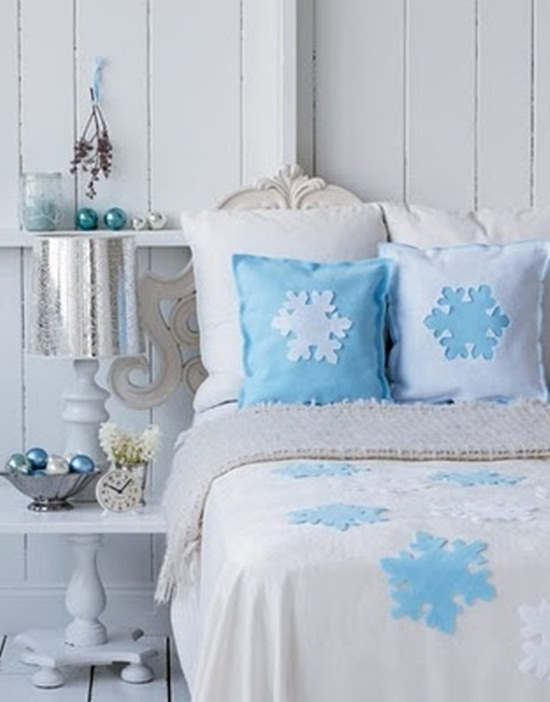 ideas-for-decorating-home-with-snowflakes- (18)