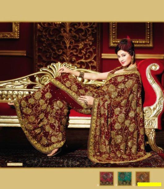 indian-bridal-saree-collection- (9)