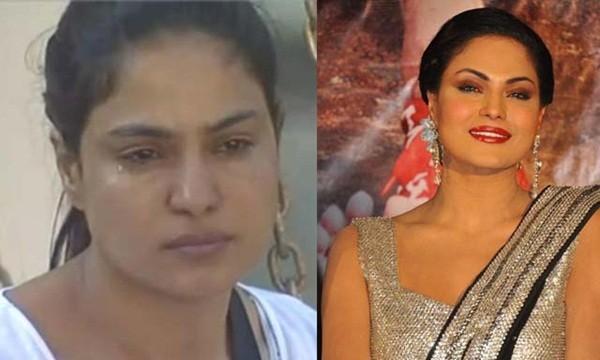 Stani Actress Without Makeup Veena Malik 6 Funmag Org