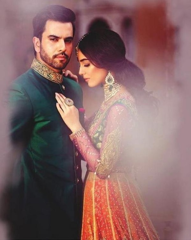 maya-ali-and-junaid-khan-photoshoot-for-nomi-ansar-bridal-wear- (2)
