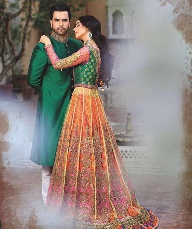 maya-ali-and-junaid-khan-photoshoot-for-nomi-ansar-bridal-wear- (9)