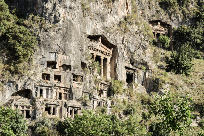 Likya Yolu Hiking The Lycian Way The Funnelogy Channel