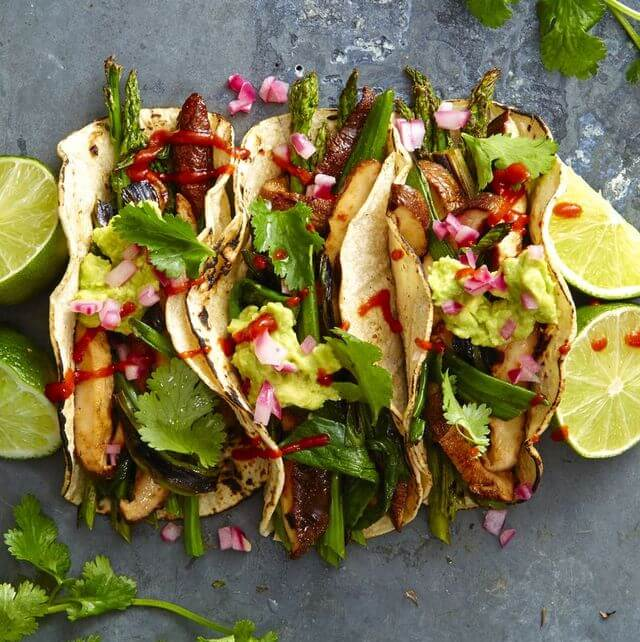 Food Pic Of The Day – Spring Tacos