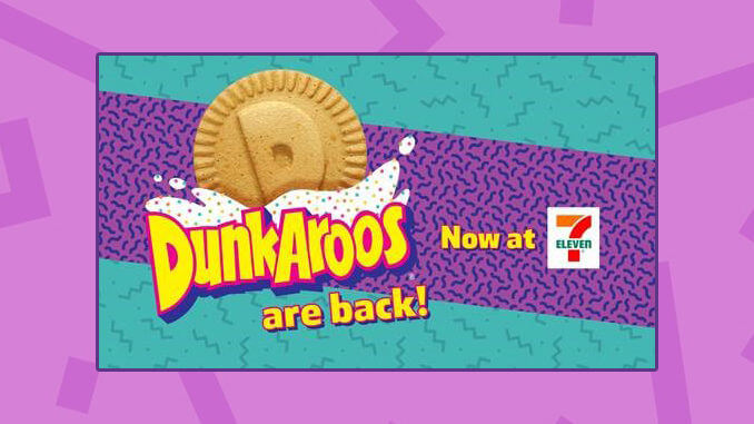 Dunkaroos Are Back But Only At One Chain