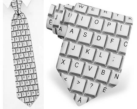 Geek tie