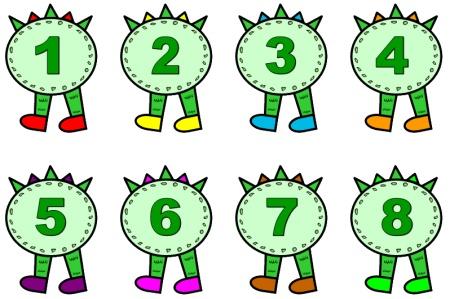 Number Caterpillar Math Activities 5 Preschool And