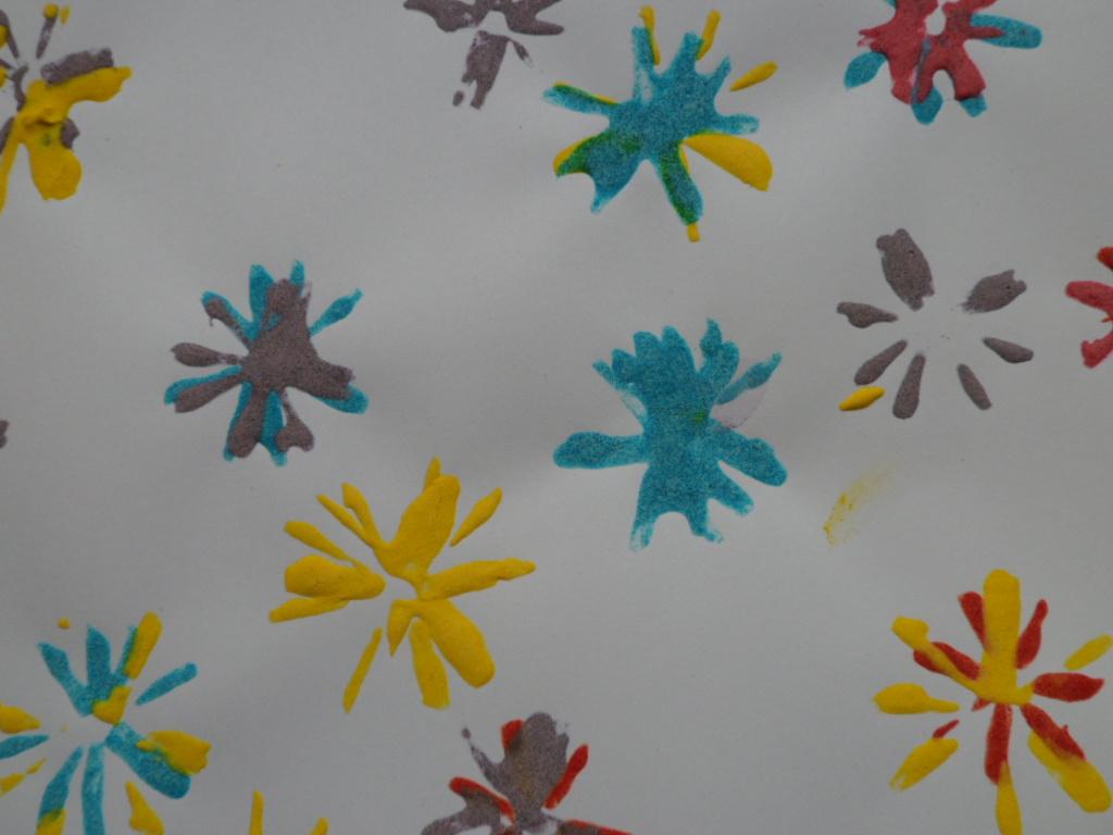 Preschool Flowers Art Activities Ideas 3 Funnycrafts