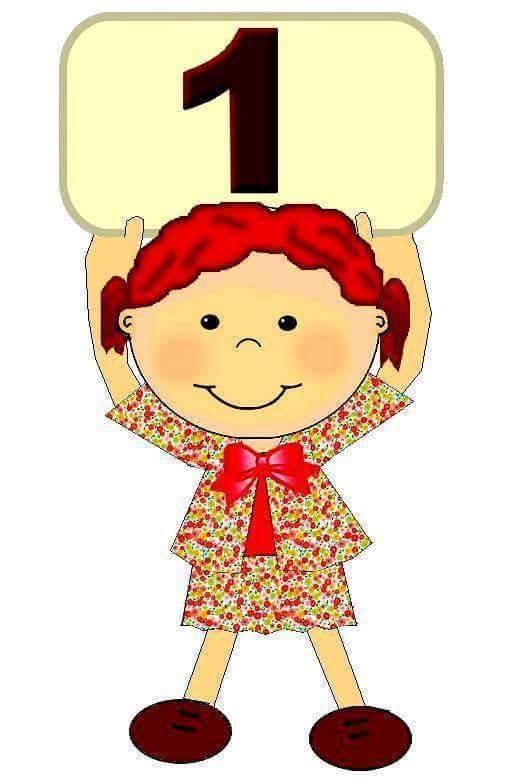 Free Printable Number One Flashcards For Kids 171 Preschool