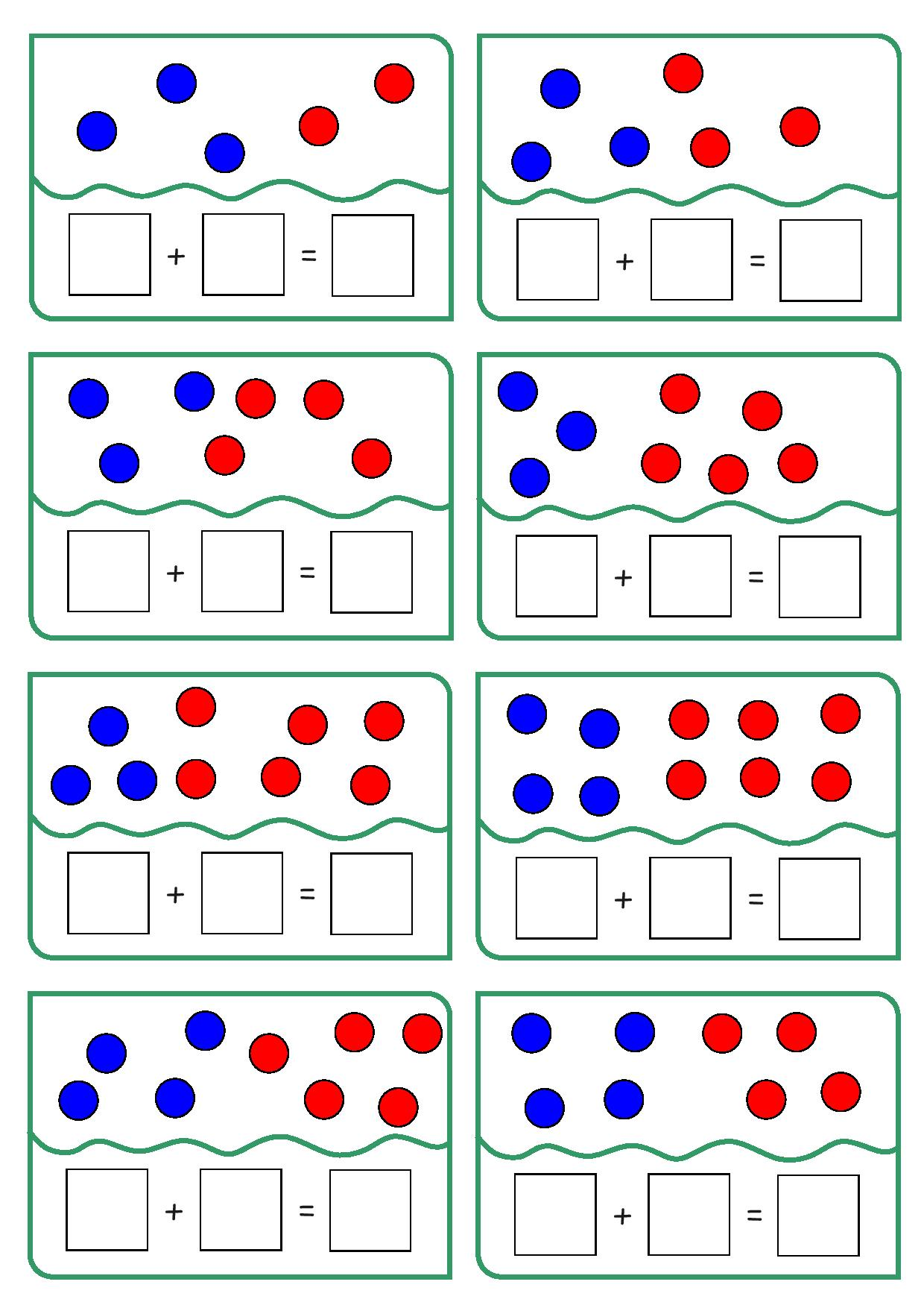 Fun Addition Sheets For Kids 3 Preschool And Homeschool