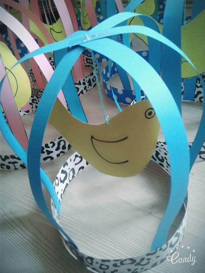 Preschool Bird Nest Craft 2 Funnycrafts