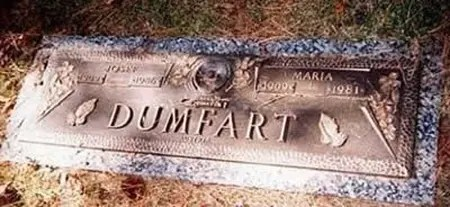 "Some poor soul named ""Dumfart"""