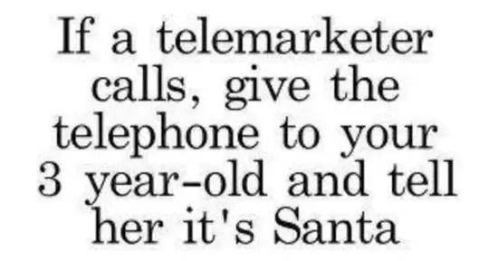 Here's how you stop those irritating telemarketer calls