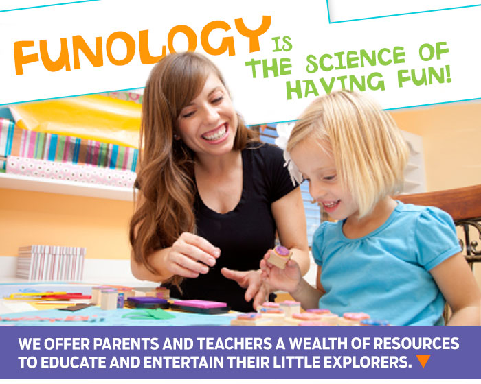 Funology is filled with fun kids activities, games and recipes