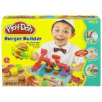 Playskool Mrs. Potato Head and Play-Doh Burger Builder Review