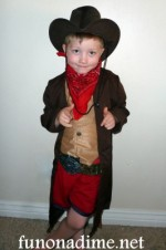 Boys Cowboy Costume Review
