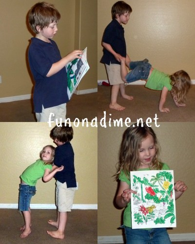 Fun Family Night Idea