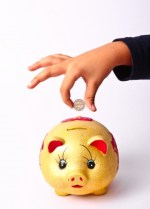 How early should children start saving?