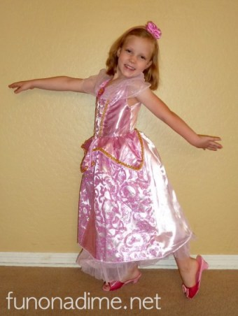 Disney Princess Costume Review